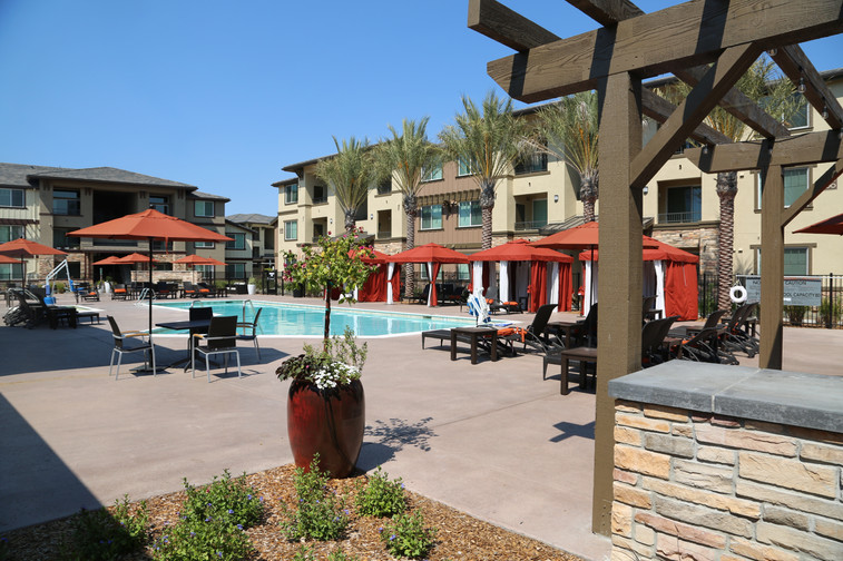 Canyon Ridge Apartments-American Canyon_
