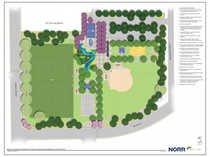 Knights Landing Community Park-Yolo Coun