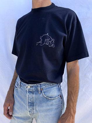 T-shirt 'Masculins'