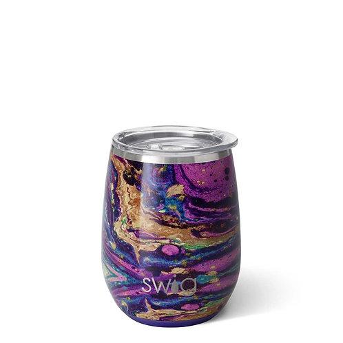 Purple Reign Stemless Wine Cup (14oz)