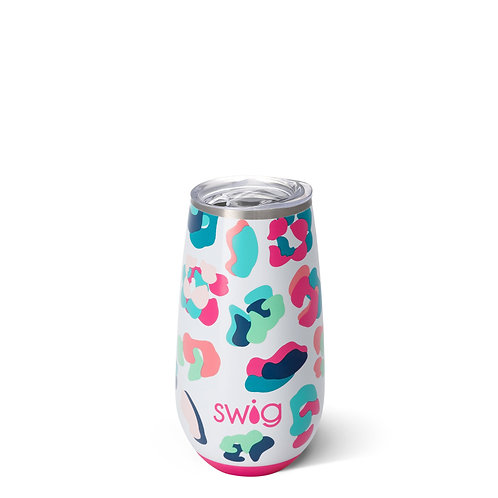 Party Animal Stemless Flute (6oz)