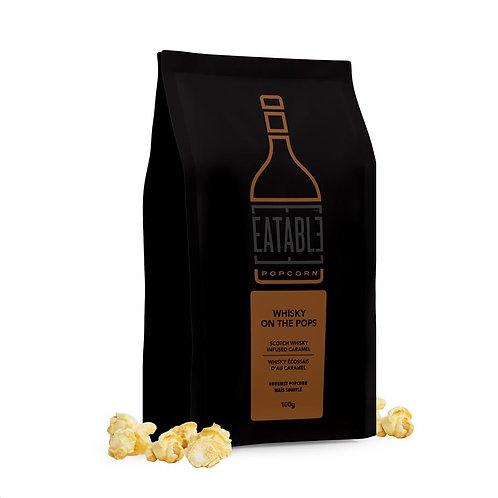 Whisky on the Pops-Gourmet Popcorn