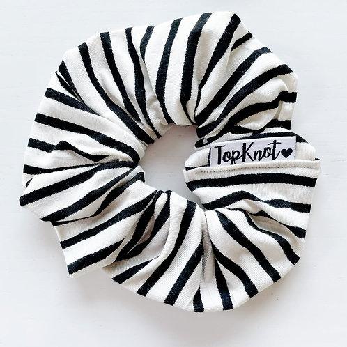 The Stripe Scrunchie