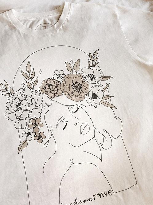 Flora Tee