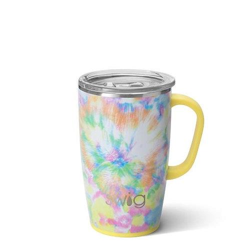You Glow Girl Holographic Travel Mug (18oz)
