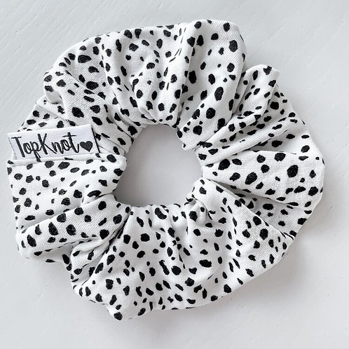 The Spotted Scrunchie