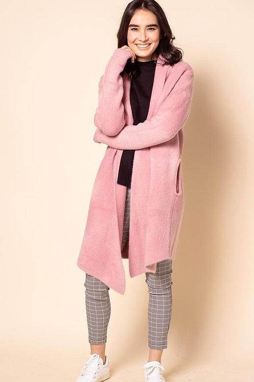Stockport Jacket-Rose