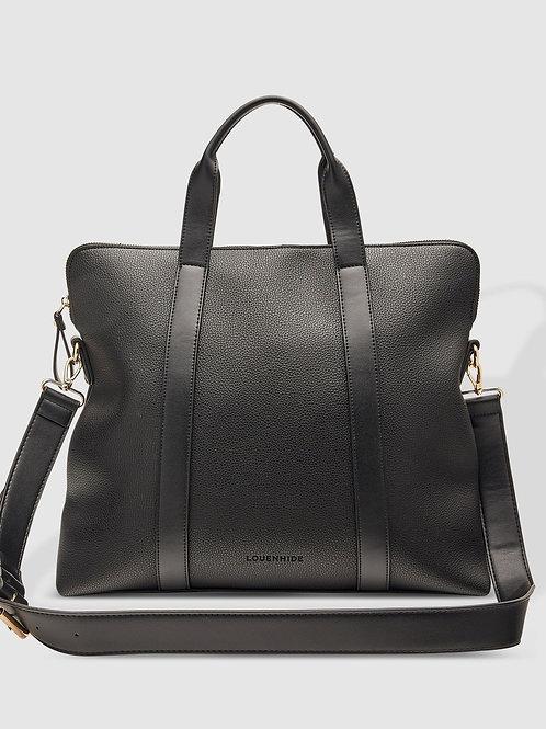 Rhodes Lap Top Bag-Black