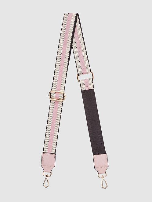 Gilly Strap-Pink Black