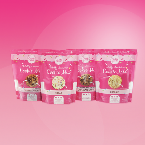 Confetti Sweets Cookie Mix