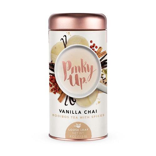 Vanilla Chai Loose Leaf Tea Tin