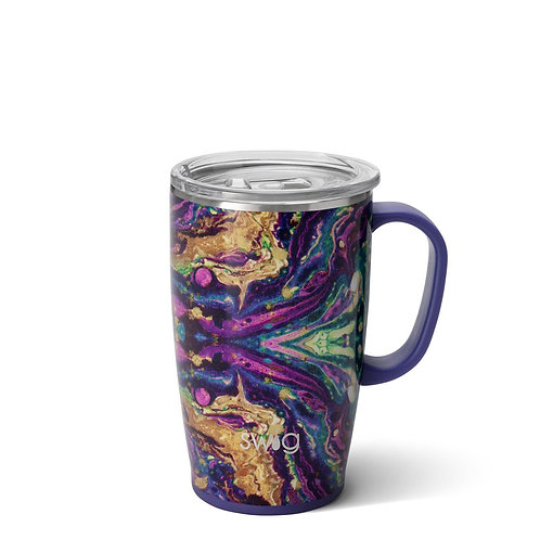 Purple Reign Travel Mug (18oz)