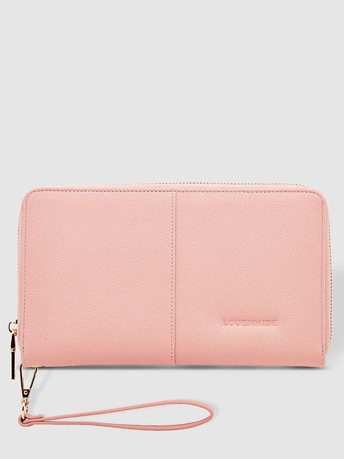 Adele Wallet-Pale Pink
