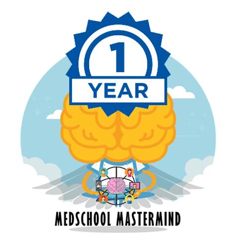MASTERMIND 1 Year Subscription