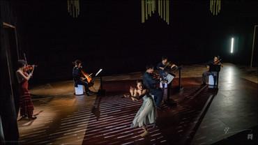 [中] 音樂與舞蹈如何相映成趣? —觀香港舞蹈團弦樂舞蹈劇場《弦舞》