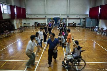 [中][ENG]丸仔的共融教育手記:由舞動所能到共生舞蹈 Yuenjie Maru's Inclusive Education Diary: from DanceAbility to Symbioti