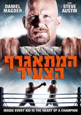 Film and TV Posters Redesigned in Hebrew