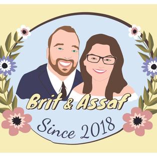 Brit & Assaf