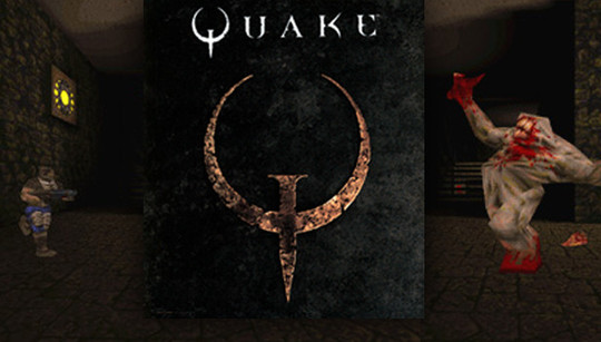 Old school shooter Quake is showing up on Rating Board websites