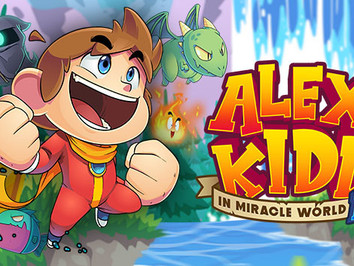 Review: Alex Kidd in Miracle World DX