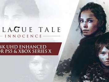 A Plague Tale: Innocence gets 4K UHD version on Xbox Series X and PlayStation 5