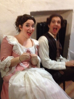 Susanna and Figaro