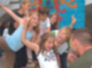 Vill kids peace signs.jpg