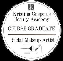 Kristina Gasperas Academy Member Bristol Vegan Bridal Makeup Artist