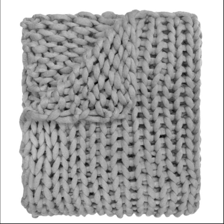Knit throw (1)