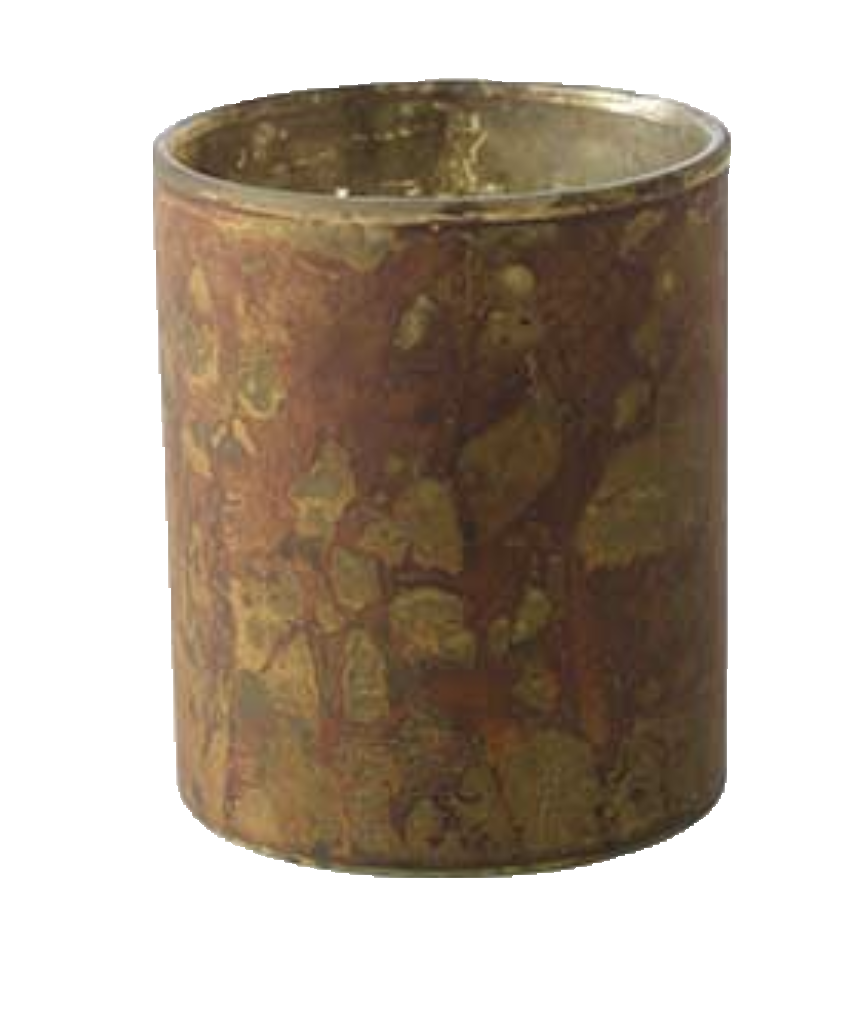 Agave copper Votive
