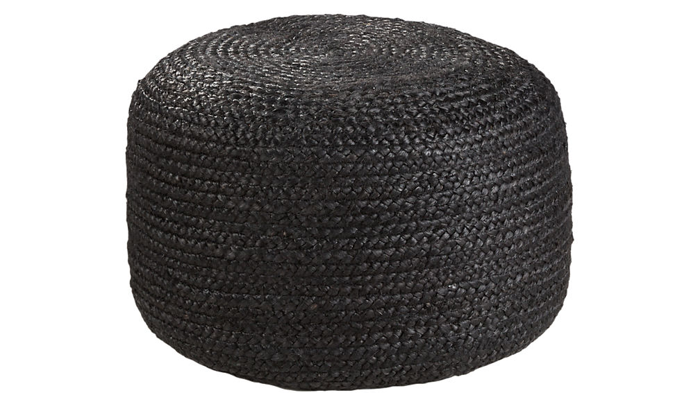 Black_Braided_Jute_Pouf (1)