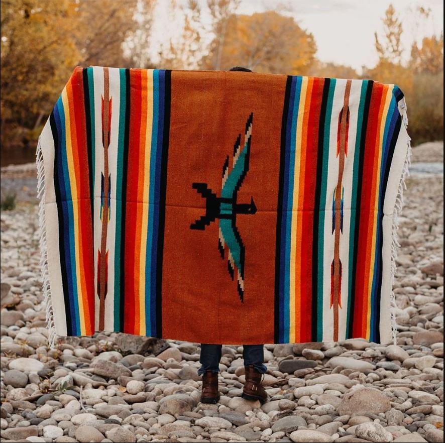 Sedona blanket