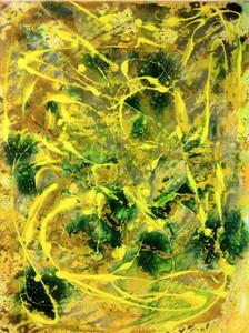 gelb bewegen