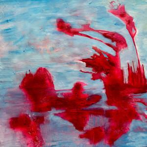 rot schwimmt