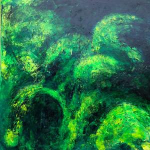 grüne quelle