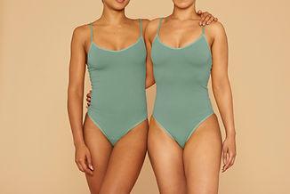 Women in Swimsuit