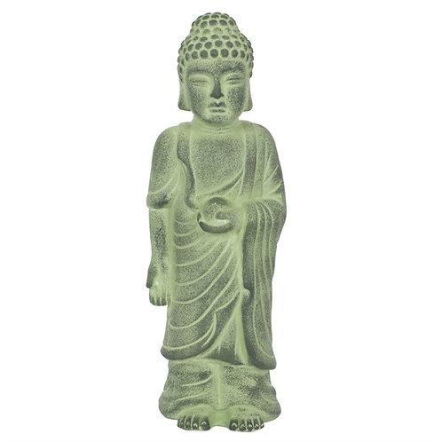 Green Terracotta Buddha