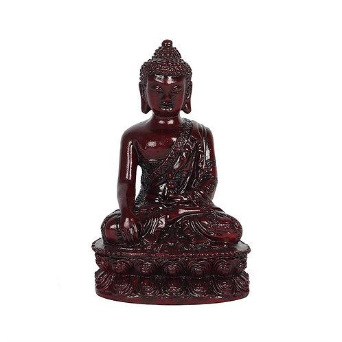 Red Thai Buddha