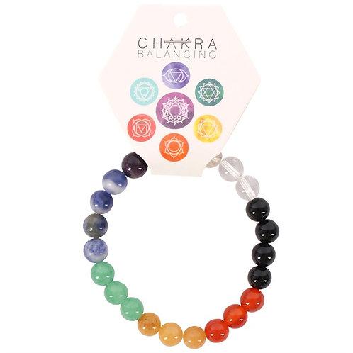Chakra Ball Bracelet