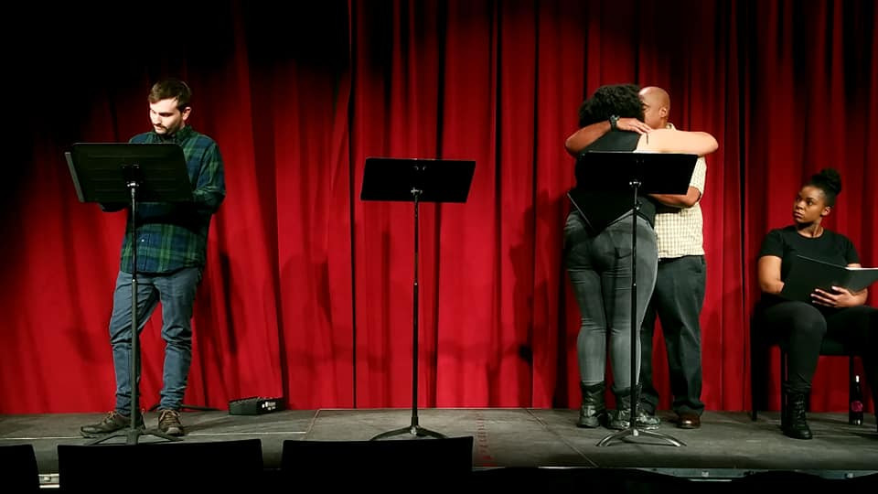 Staged Reading: Jump