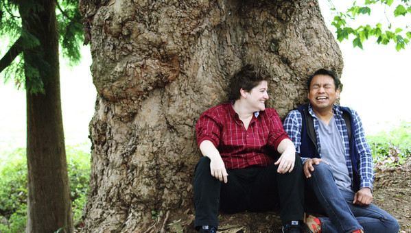Jasmine Joshua & Brian Lomatewama