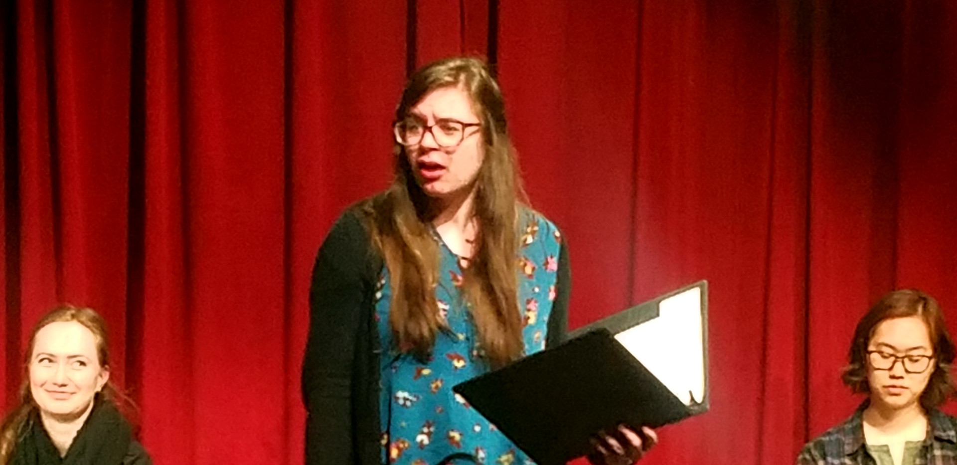 Reading of Hookman by Lauren Yee