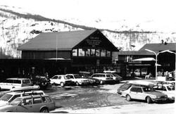 Påskeparkering på 80-talet