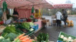 Wochenmarkt Ehrang