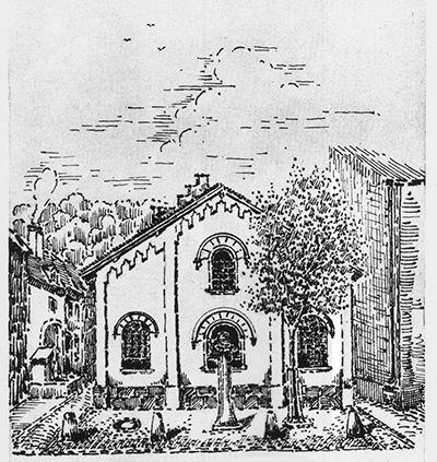 Gemeindewaschhaus Trier Ehrang