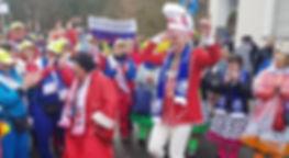 Straßenkarneval Prinzenpaar Ehrang