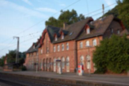 Ehranger Bahnhof Ehrang