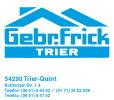 Bauunternehmung Gebr. Frick GmbH