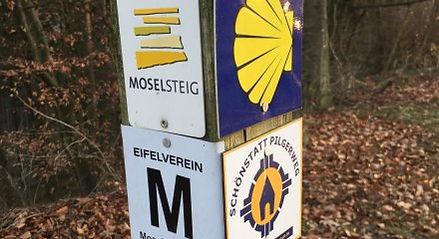 Moselsteig und Eifelverein