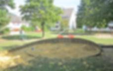 Spielplatz Merowingerstraße Ehrang
